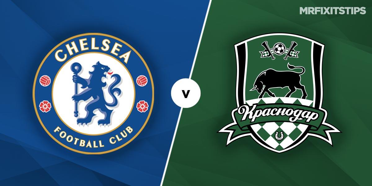 Chelsea vs FK Krasnodar Prediction and Betting Tips