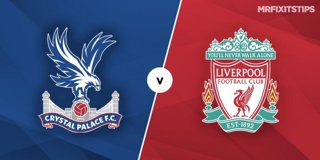 [Teams] Crystal Palace vs Liverpool: Confirmed line-ups from Selhurst Palace