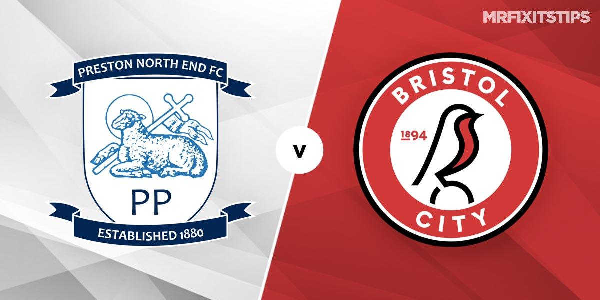 Preston North End vs Bristol City Prediction and Betting Tips