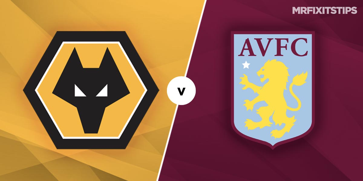 Wolverhampton Wanderers vs Aston Villa Prediction and Betting Tips