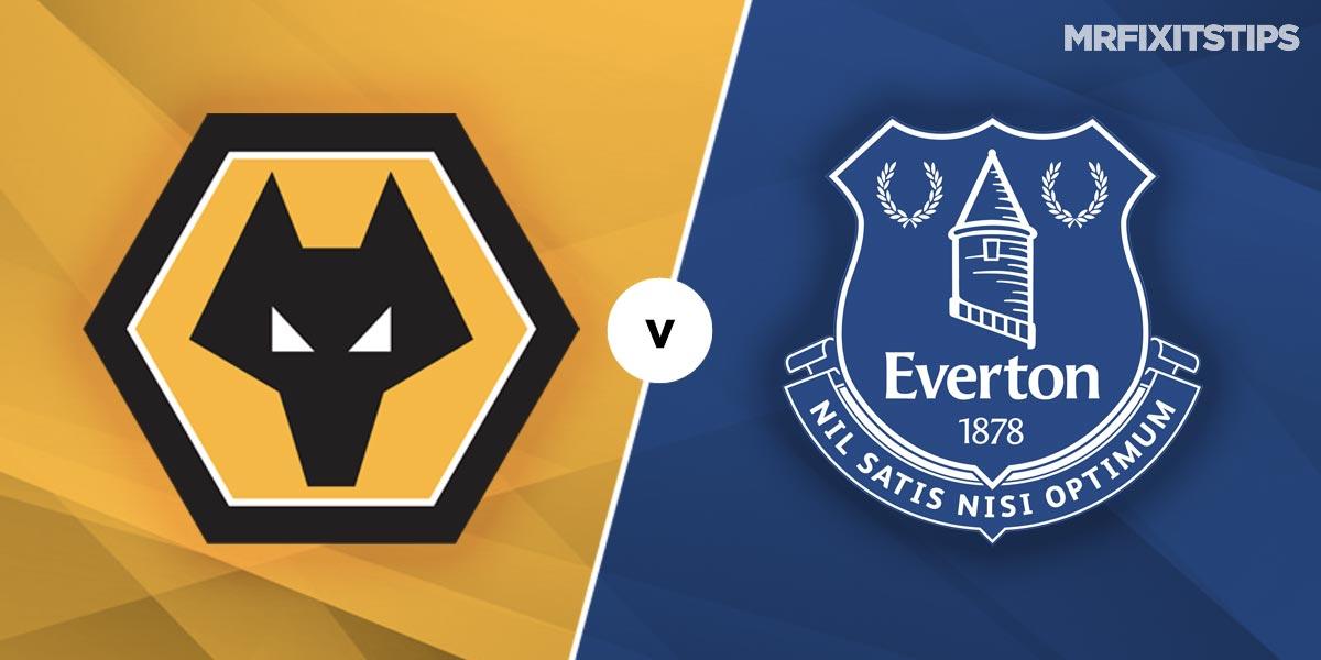 Wolverhampton Wanderers vs Everton Prediction and Betting Tips