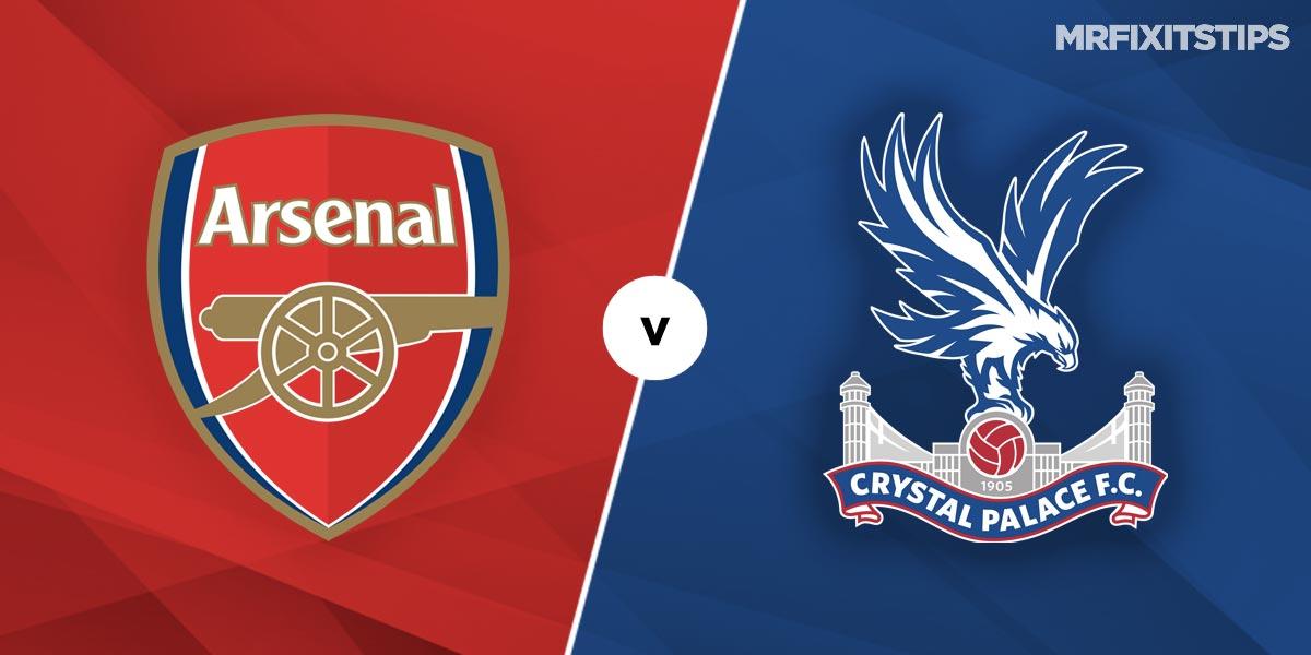 Arsenal vs Crystal Palace Prediction and Betting Tips