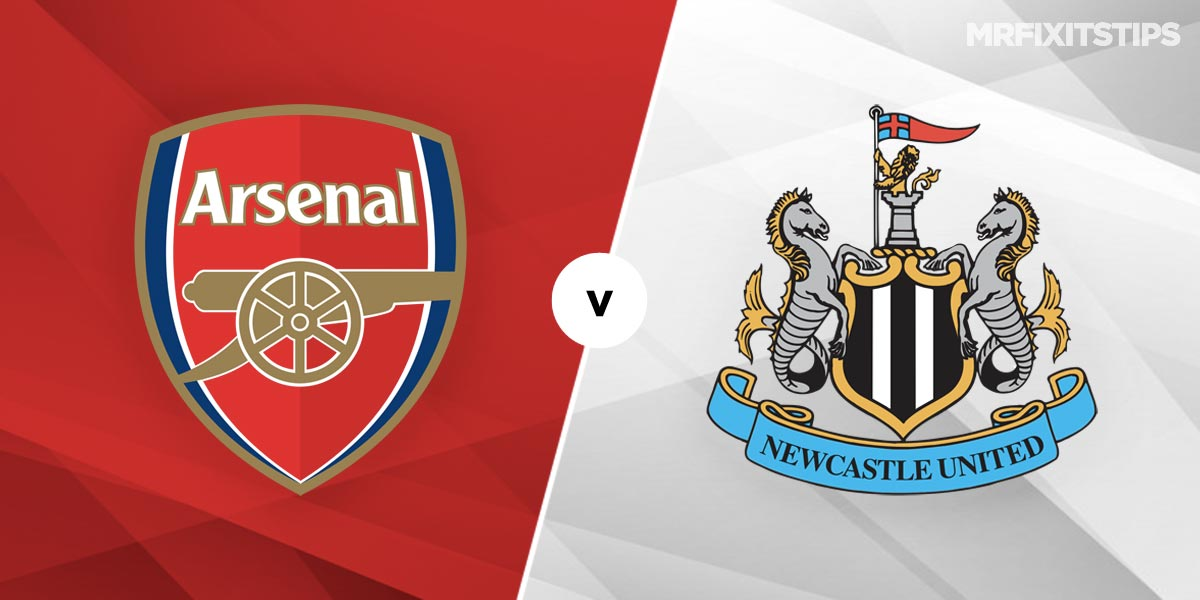 Arsenal vs Newcastle United Prediction and Betting Tips