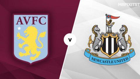 Aston Villa vs Newcastle  Prediction and Betting Tips