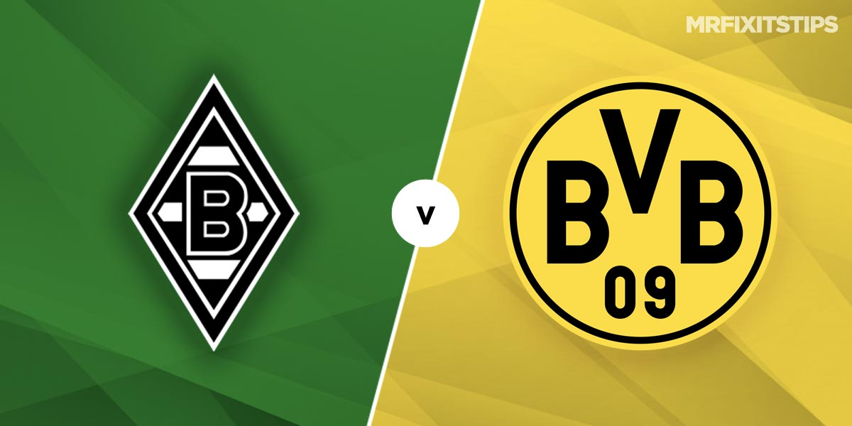 Borussia Monchengladbach vs Borussia Dortmund Prediction and Betting Tips