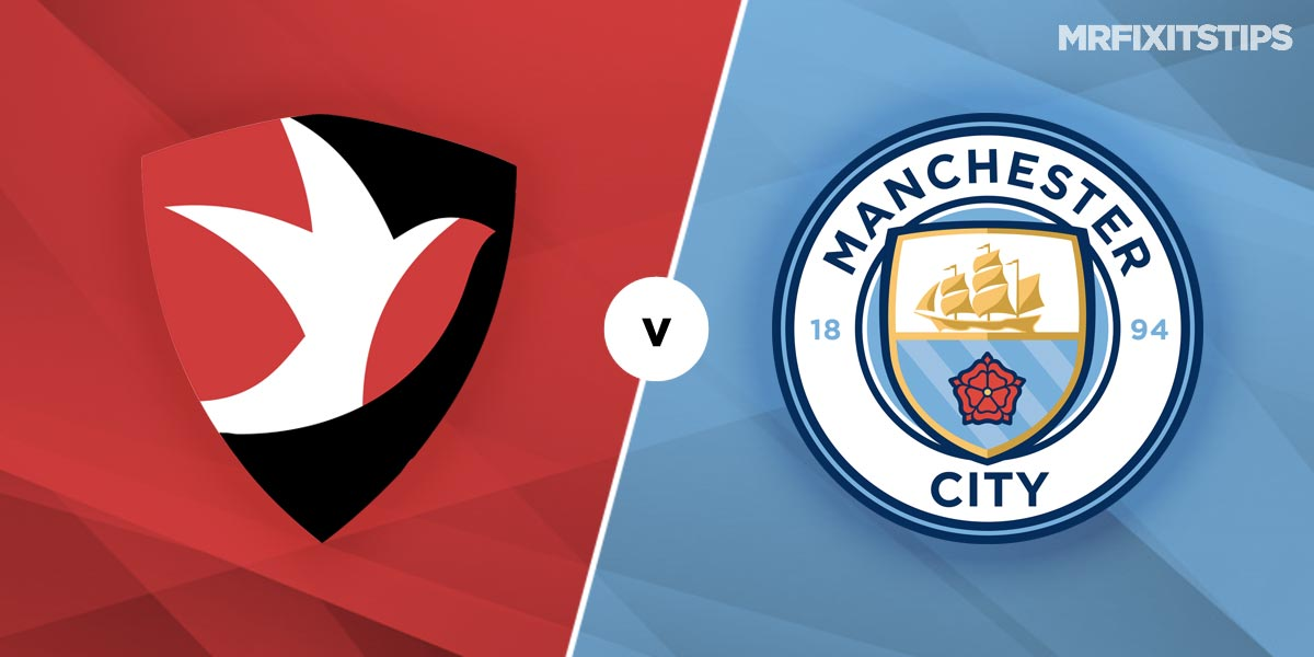Cheltenham Town vs Manchester City Prediction and Betting Tips