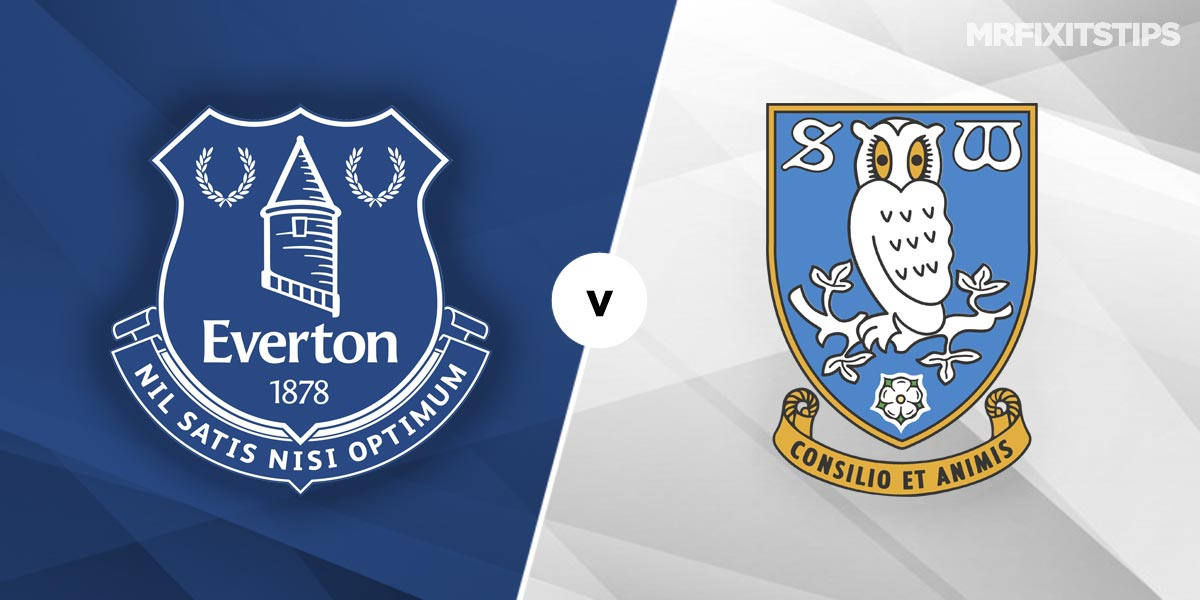 Everton vs Sheffield Wednesday Prediction and Betting Tips