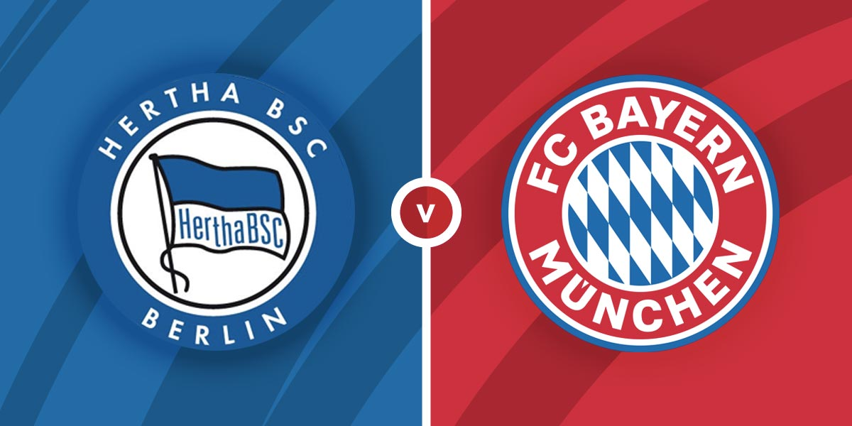 Hertha berlin v bayern munich betting preview to be or not to b csgo betting