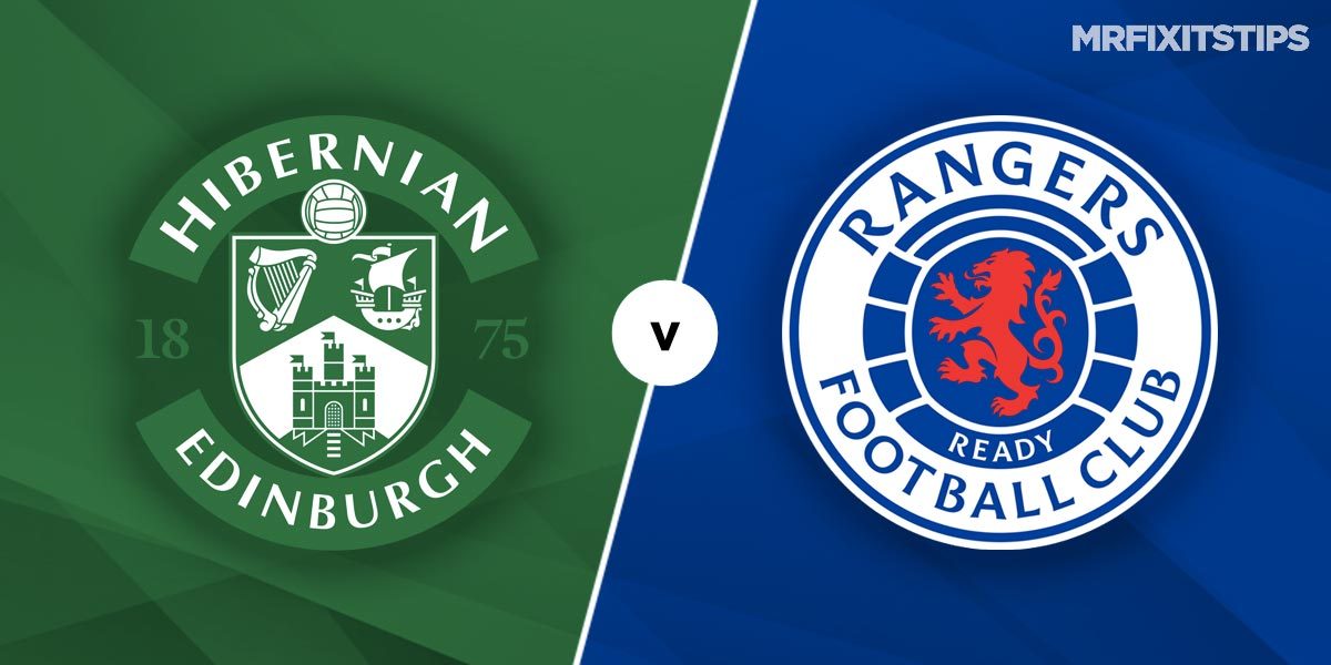 HIbernian vs Rangers Prediction and Betting Tips