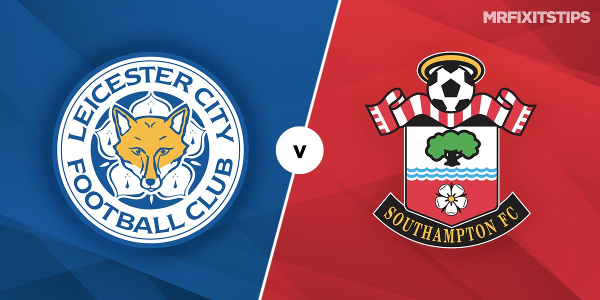 Leicester City vs Southampton Prediction and Betting Tips