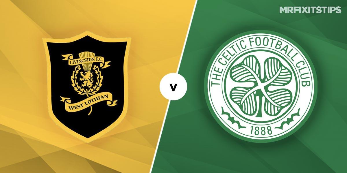 Livingston vs Celtic Prediction and Betting Tips