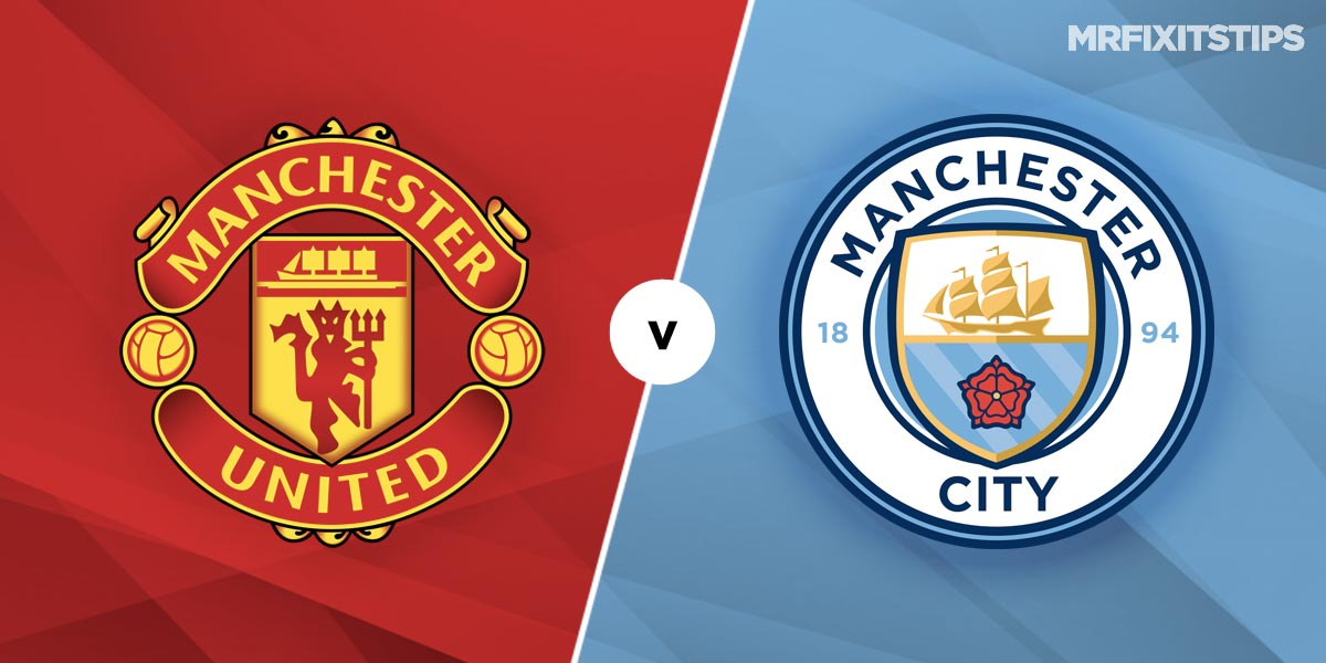 Manchester United vs Manchester City Prediction and Betting Tips