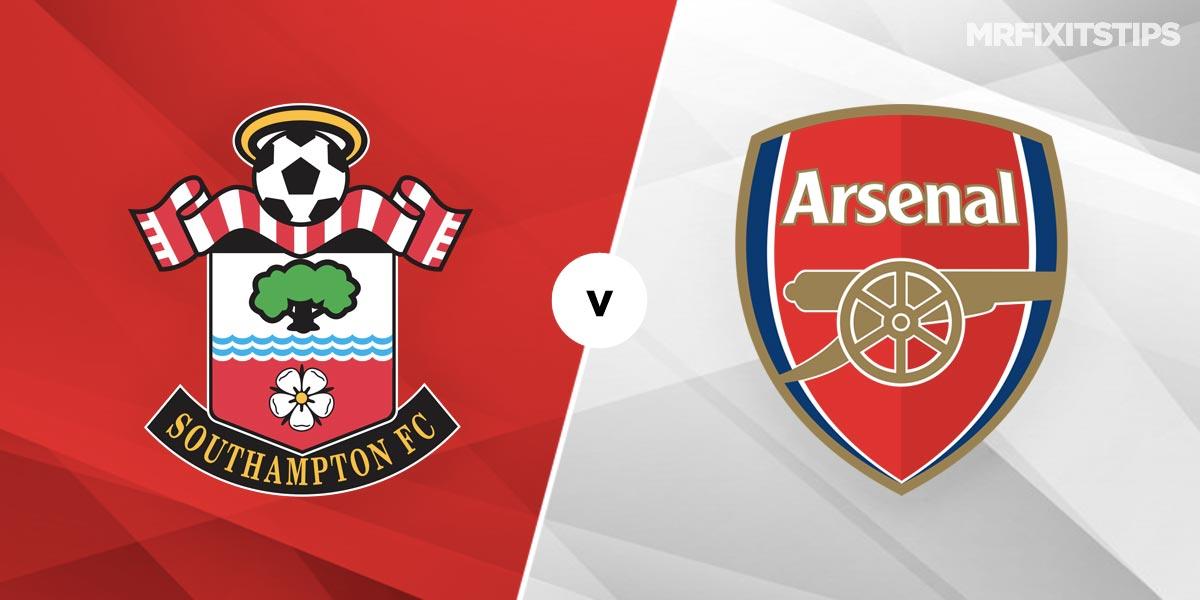 Southampton vs Arsenal Prediction and Betting Tips