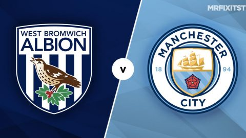 West Brom vs Man City Prediction and Betting Tips