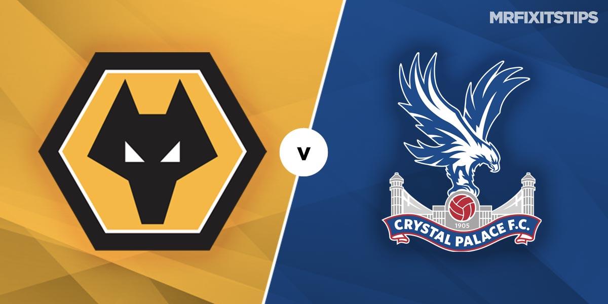 Wolves vs Crystal Palace Prediction and Betting Tips