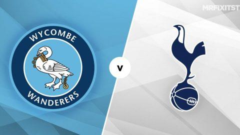 Wycombe Wanderers vs Tottenham Prediction and Betting Tips