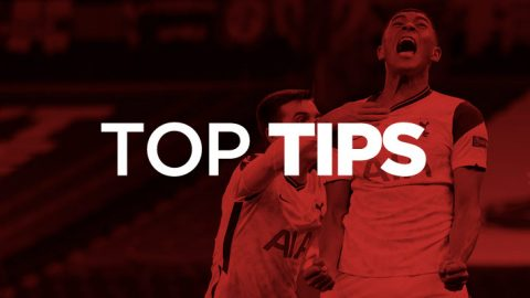 Monday's Football Tips: Vinicius Could Fire Spurs to Cup Victory Again