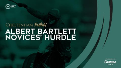 Cheltenham Tips: 2.30 Albert Bartlett Novices' Hurdle