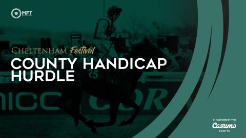 Cheltenham Tips: 1.55 County Handicap Hurdle