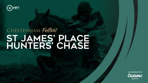 Cheltenham Tips: 3.40 St James' Place Hunters' Chase