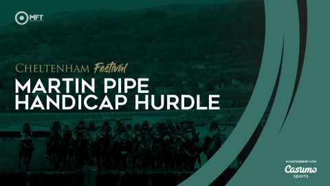 Cheltenham Tips: 4.50 Martin Pipe Handicap Hurdle