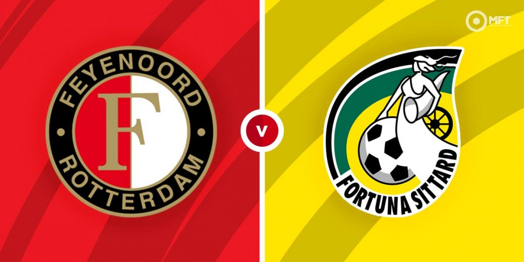 Feyenoord vs Fortuna Sittard Prediction and Betting Tips - MrFixitsTips