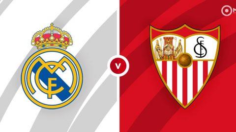 Real Madrid vs Sevilla Prediction and Betting Tips
