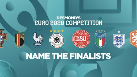 Desmond's Euro 2020 Competition – Predict the Finalists
