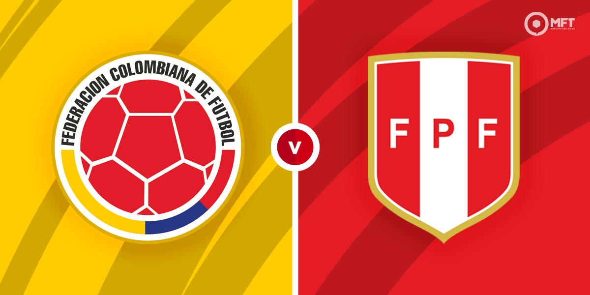 Colombia vs Peru Prediction and Betting Tips - MrFixitsTips