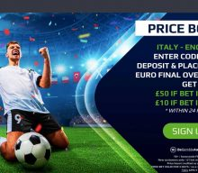 Betting Offer: Get 50/1 For A Goal To Be Scored in Italy v England
