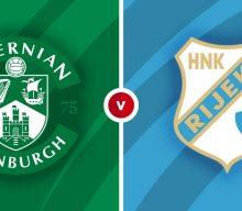 Hibernian vs HNK Rijeka Prediction and Betting Tips