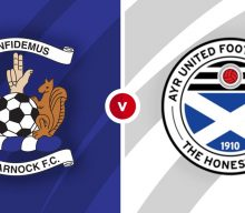 Kilmarnock vs Ayr United Prediction and Betting Tips