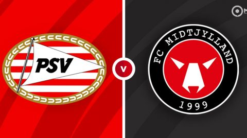 PSV Eindhoven vs Midtjylland Prediction and Betting Tips