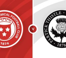 Hamilton Academical vs Partick Thistle Prediction and Betting Tips